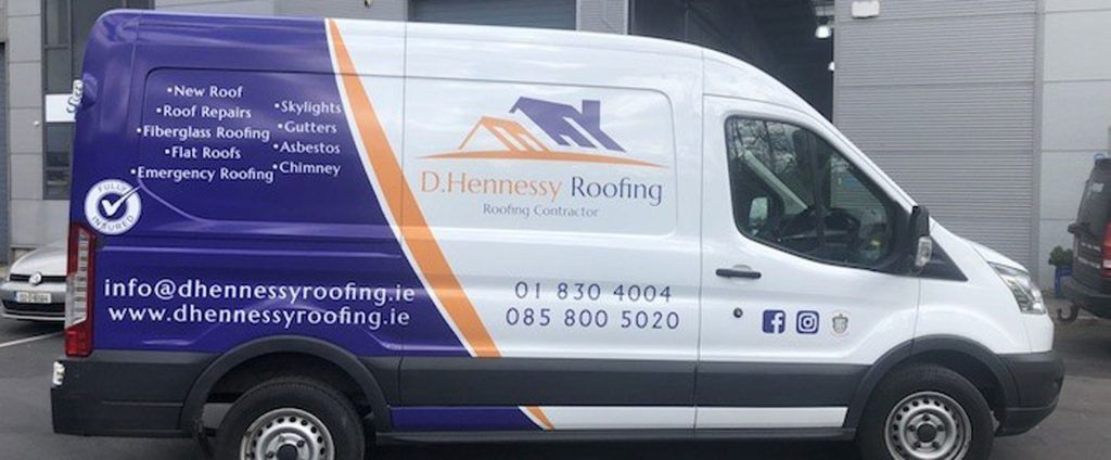 dublin roofers